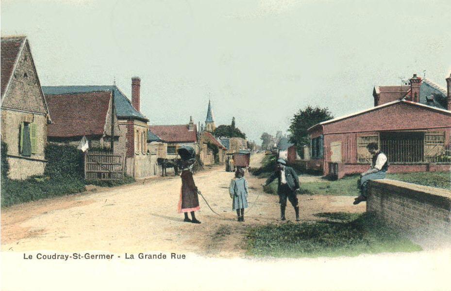 Le Coudray-Saint-Germer