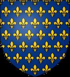 Blason d'Ile-de-France